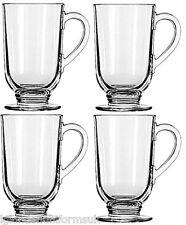 4x Irish Coffee cappuccino latte Chocolate Glasses mug 300ml VD-10