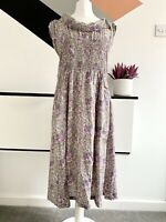 MASAI CLOTHING COMPANY Dress Size XS GREEN SMART Occasion WEDDING Cruise FLORAL