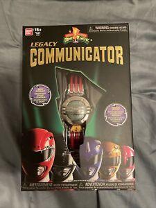 Mighty Morphin Power Rangers MMPR Legacy Communicator