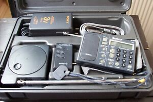 Portable worldreceiver Sony ICF-SW1S