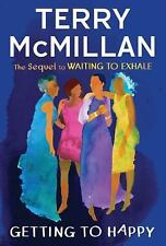 Getting to Happy - LikeNew - McMillan, Terry - Hardcover