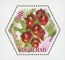 Orchid Plant Flower Nature Catasetum Splendens Mini Souvenir Sheet Mint NH