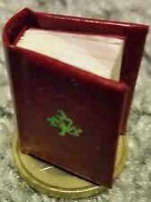 """Russe Français Micro Mini 1"""" Livre Ivan Turgenev Souvenir cadeau miniature Book"""
