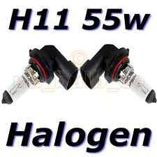 H11 halógena 55w Recambio halógena luz antiniebla PAREJA DE Bombillas