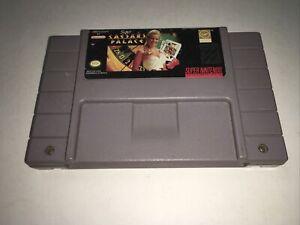 Super Caesars Palace (Super Nintendo, 1991), Preowned Condition✅Freeship ✅