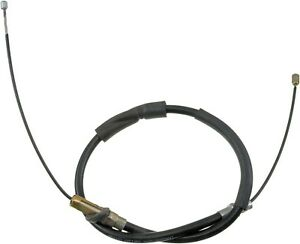Rr Left Brake Cable BC660297 Parts Master