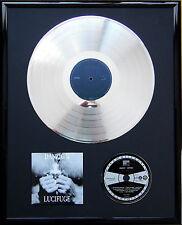"Danzig II - Lucifuge gerahmte CD Cover +12""Vinyl goldene/platin Schallplatte"