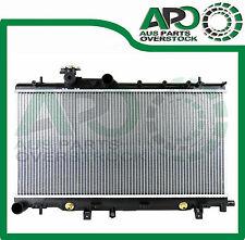 Premium Quality Radiator For SUBARU Impreza WRX 2.0L 2.5L EJ20 EJ25 10/00-8/2007