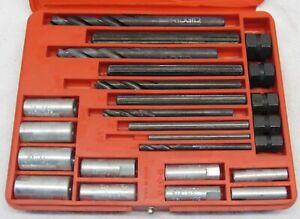 Ridgid Screw Extractor Set No. 10