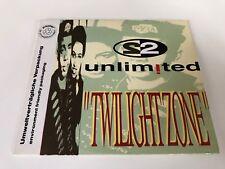 2 Unlimited - Twilight Zone. Maxi-CD. Cardboard Sleeve. 4 Mixes!