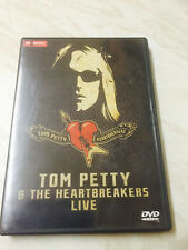 Tom Petty And The Heartbreakers - Live (DVD, 2009)