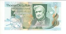 TEST NOTE   IBNS CONGRESS 1991 THOMAS DE LA RUE   INTAGLIO SERIAL #