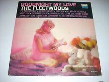 The FLEETWOODS Goodnight My Love Dolton 2025 Mono LP Fish Logo 1A/1A VG+ NM
