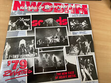 New Wave Of British Heavy Metal Vinyl 1979 #F