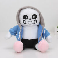 Undertale Sans Plush Stuffed Doll 22cm Toy Hugger Cushion Cosplay Toy Doll