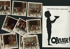 More details for bridport amateur operatic dramatic society 1974 'oliver' + 20 photographs j4.70