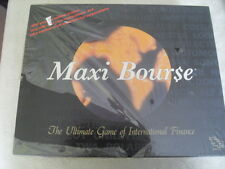 Maxi Bour$e Board Game - The Ultimate Game of International Finance Maxi Bourse