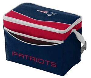 New England Patriots 12pk Blizzard Cooler Lunch Bag Lunchbox