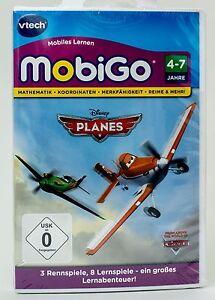 Vtech  MobiGo Lernspiel Planes 4-7 Jahre NEU