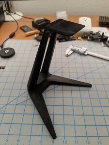 3D Printed Headphone stand, black