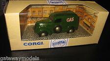 CORGI CLASSIC  1/43 FORD POPULAR VAN  GAS   #96866  OLD SHOP STOCK MODEL
