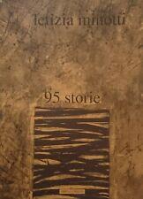 LETIZIA MINOTTI 95 NOVANTACINQUE STORIE MARCOS Y MARCOS 1996