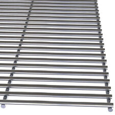 More details for stainless steel bbq grill cooking grate replacement wire mesh outdoor barbecues