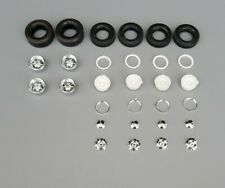 AMT 1/25 1940 FORD COUPE ENGINE STOCK & CUSTOM WHEELS & LETTERED TIRES