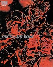 Trigun Illustration Art Book Roman Album Yasuhiro Nightow Japan Anime Manga