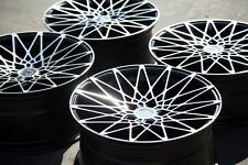 19X8.5/19X9.5 AodHan LS001 5X114.3 +30 Rims Fits Lexus Is250 Supra 350Z (Used)