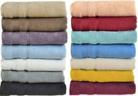 Allure Luxury Soft Absorbent Egyptian Cotton Large Bath Towel Sheet 100 x 150cm