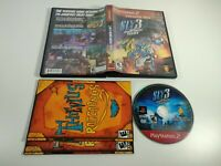 Sly 3 Honor Among Thieves PS2 Sony 2005 Complete