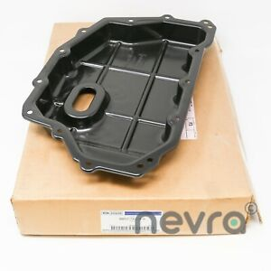 Ford Original BB5Z-7A194-A Side Cover Pan Assembly - Transmissision Oil