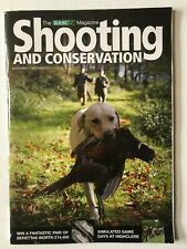 Shooting & Conservation Magazine Nov/Dec 2015