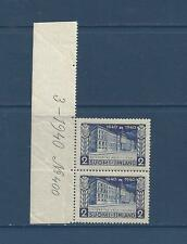 """Finland #220 Pair With Salvage Mnh """" University Of Helsinki"""""""