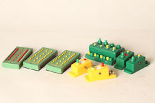 Fleischmann Trix H0 / N 3 verteilerplattet 6940/41 + 5 trasformatore (53316)