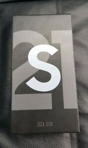 Samsung Galaxy S21 5G SM-G991B/DS - 256GB - Phantom White (Unlocked)
