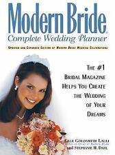 Modern Bride Complete Wedding Planner: By Lalli, Cele Goldsmith Lalli Pahl Da...
