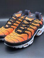 Nike Air Max Plus OG Tuned TN Sunset Pimento Orange Ceramic BQ4629-001 Sz 4.5