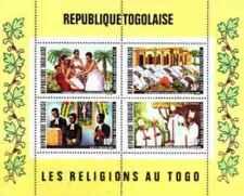 Timbres Religion Togo BF55 * lot 21901