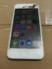 Apple iPod Touch 64gb 5th Generation White (DAMAGED)
