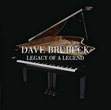 Dave Brubeck – Legacy Of A Legend ( 2 CD - Compilation )