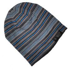 533db467c91b54 ORIGINAL PENGUIN Mens Boreal Blue Multi Striped Beanie Hat One Size - BNWT