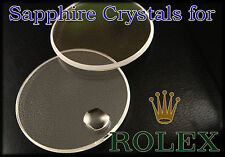 Sapphire Crystal & Gasket for Rolex 25-295c Submariner Swiss Made
