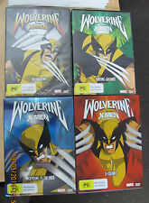 Wolverine and the X-Men:  Breakdown + X-Calibre + Hunting Grounds + Wol vs. Hulk