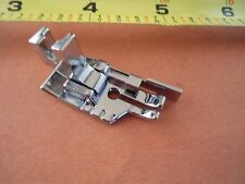"1/4"" Seam Patchwork Quilting Foot/feet w Guide Singer Featherweight 221, Brother"