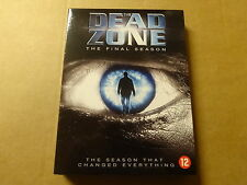 3-DISC DVD BOX / THE DEAD ZONE: FINAL SEASON (6) (Stephen King)