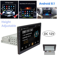 9Inch Android 8.1 Car Stereo Radio GPS Navigation DVD Video MP5 Player Quad-Core