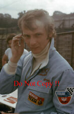 Niki Lauda March F1 Portrait 1971 Photograph