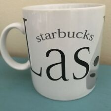 STARBUCKS City Mug LAS VEGAS Collectors Series Coffee Mug 1994 NICE!!